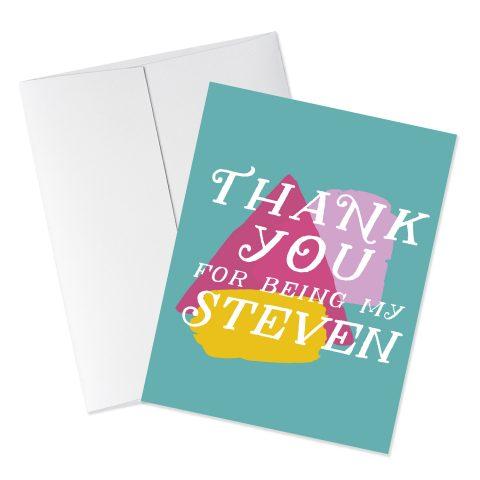 MFM Steven card