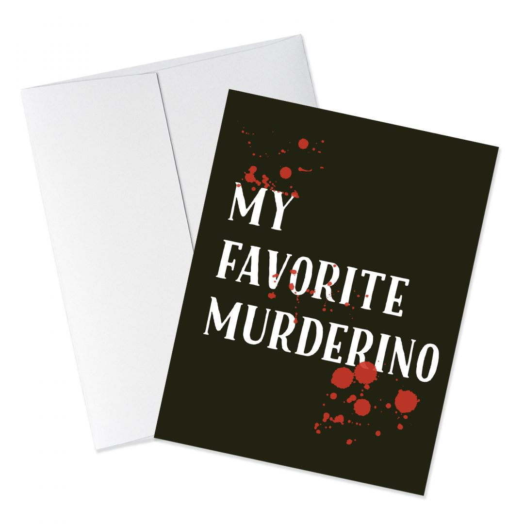 My Favourite Murder Card